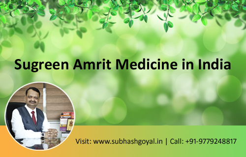 Sugreen Amrit Medicine India